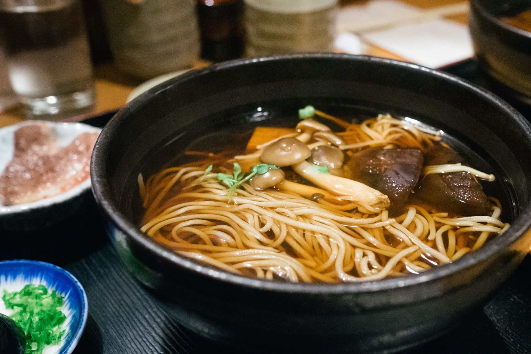 Best Japanese Soba Restaurant In New York City Food Japan Food Soba