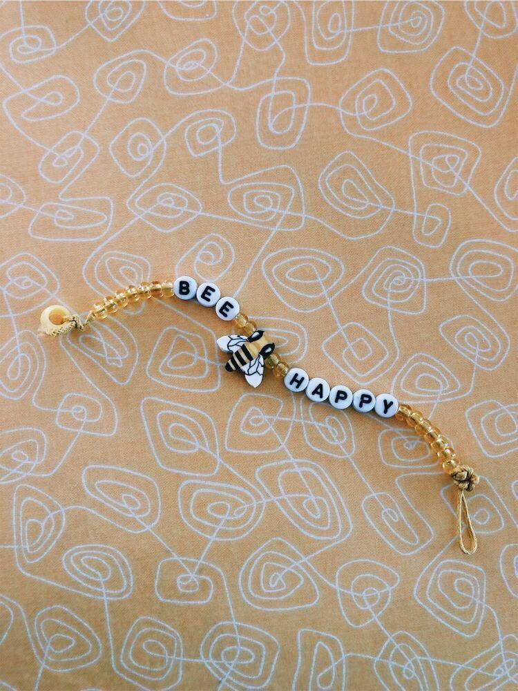 Pin By Ron On Vsco Beaded Bracelets Diy Summer Bracelets Kandi
