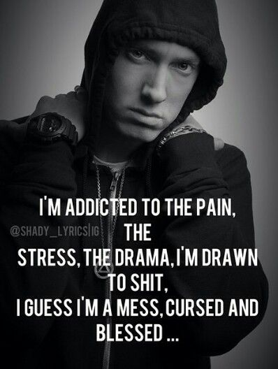 Lyrics From Eminem S Great Song 25 To Life Listen To It Emin3m