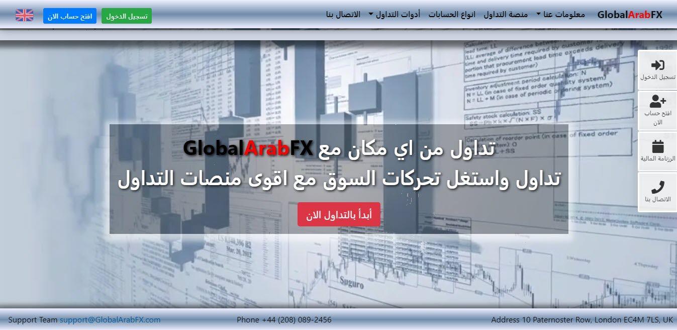 Fca تحذر من Globalarabfx وتضيفها الي قائمتها السوداء Flat Screen Television Global