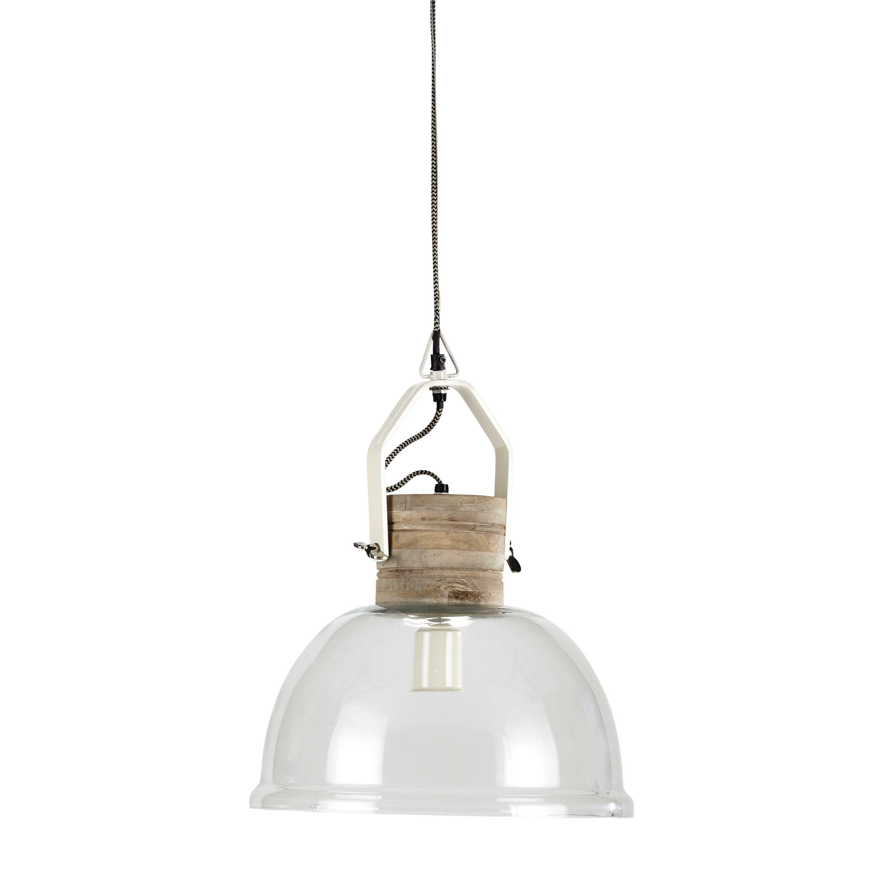 Lámpara de techo de vidrio Ø cm snow pendant lamps and lights