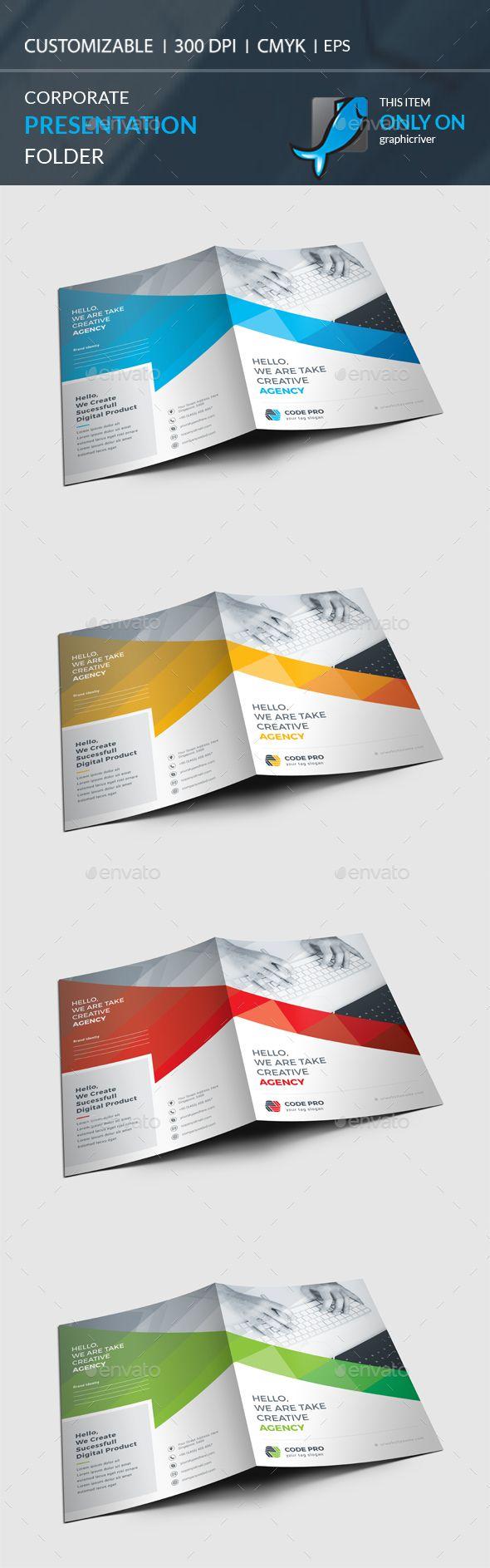 Presentation Folder | Pinterest