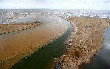 BLOG DO IRINEU MESSIAS: E se fosse a lama da Petrobras na praia de Ipanema...