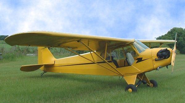 Piper J-3 Cub Replica Plans | Aircraft | Piper aircraft, Kit planes