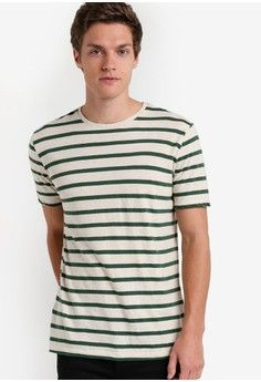 Finishline Sale Online Buy Cheap Get To Buy MANGO Striped cotton linen-blend t-shirt Clearance Low Price Best Selling Sale Low Shipping Fee GhkX8PB