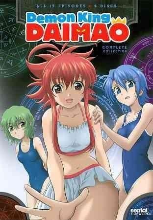 Watch demon king daimao episode 1
