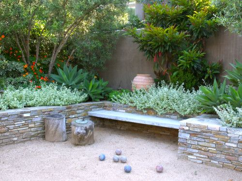 Bocce Ball Anyone | San Diego Landscaping Services From Schnetz Landscape