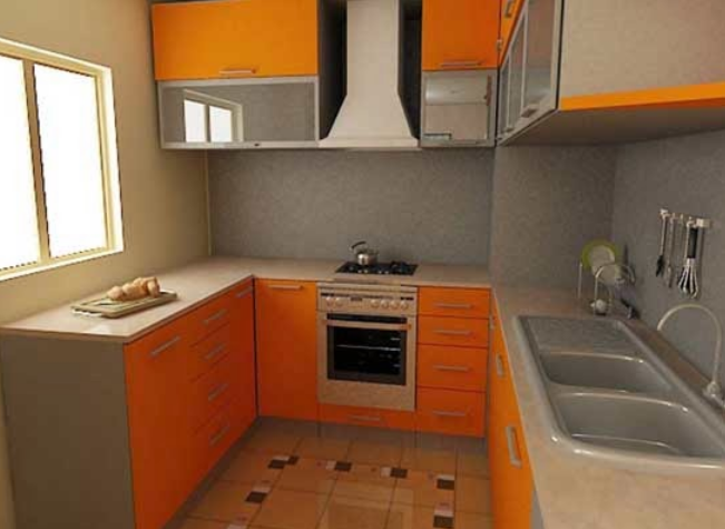 Desain Dapur Rumah Type 36 Minimalis Desain Kitchen Design