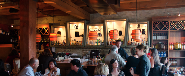 Andina Peruvian Restaurant, The Pearl in Portland Oregon