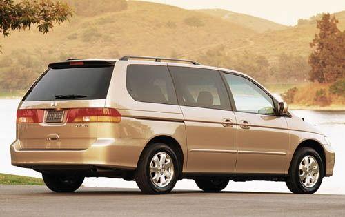 2003 Honda Odyssey Honda Odyssey Honda Honda Minivan