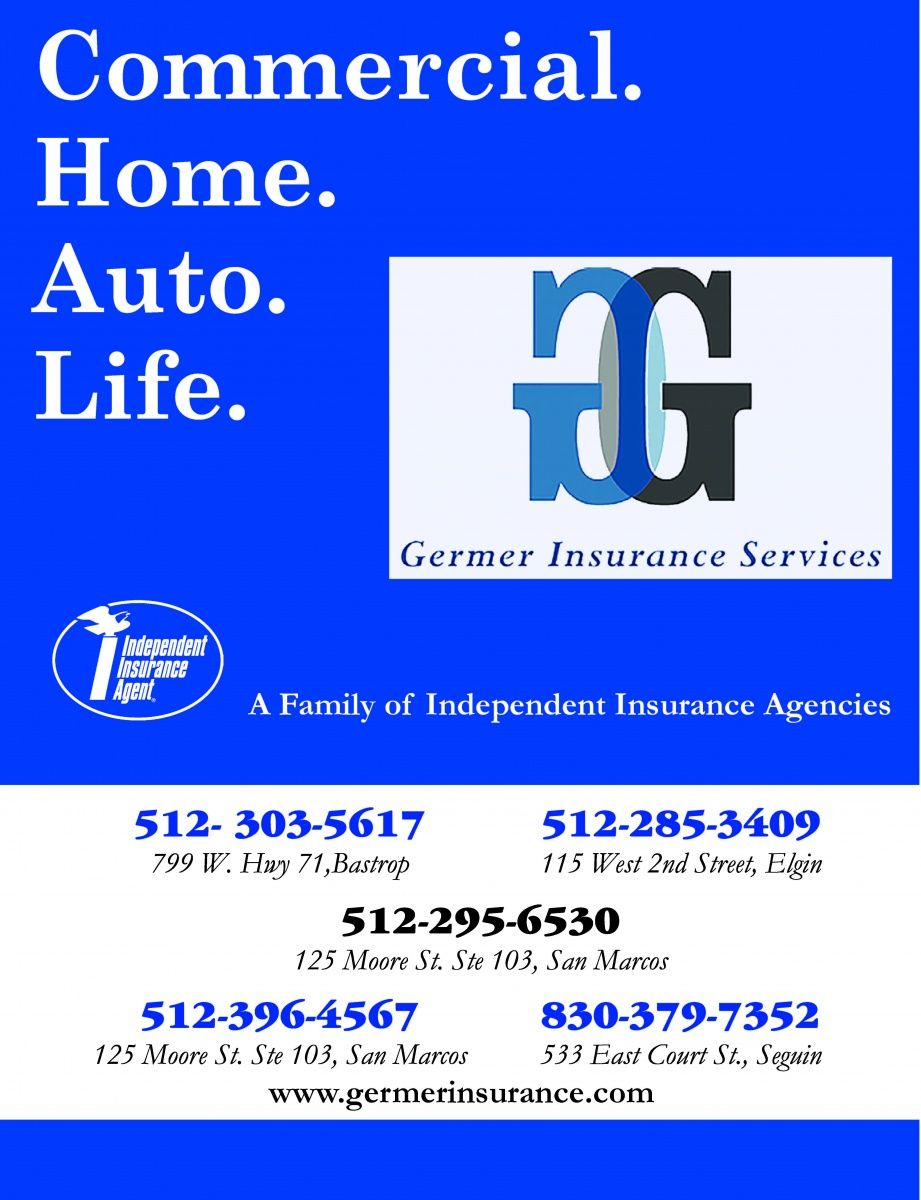 Commercial Home Auto Life 512 303 5617 799 W Hwy 71 Bastrop