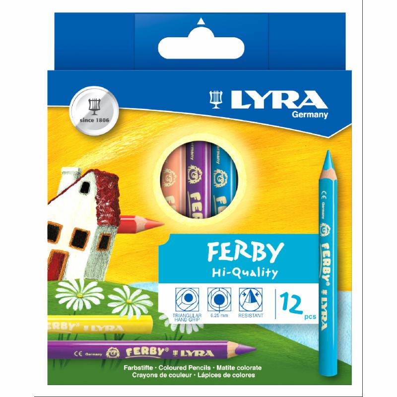 Crayons de couleur Lyra