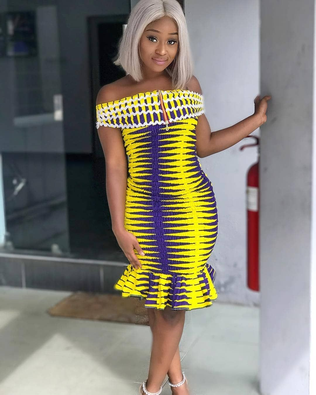 d3431b4a8b7 African Print Dresses 2018   Cute and Gorgeous Styles for Stylish ...
