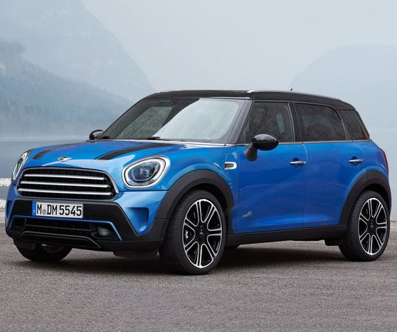 Full Update Of MINI Countryman For 2017 Model Year
