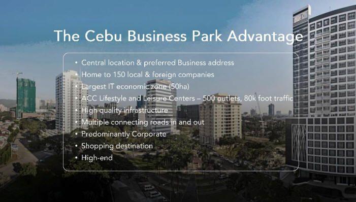Cebu Latitude Corporate Center Cebu Business Park Latitude Corporate Center Office Cebu Business Park Office For Sale Cebu Cebu City Park