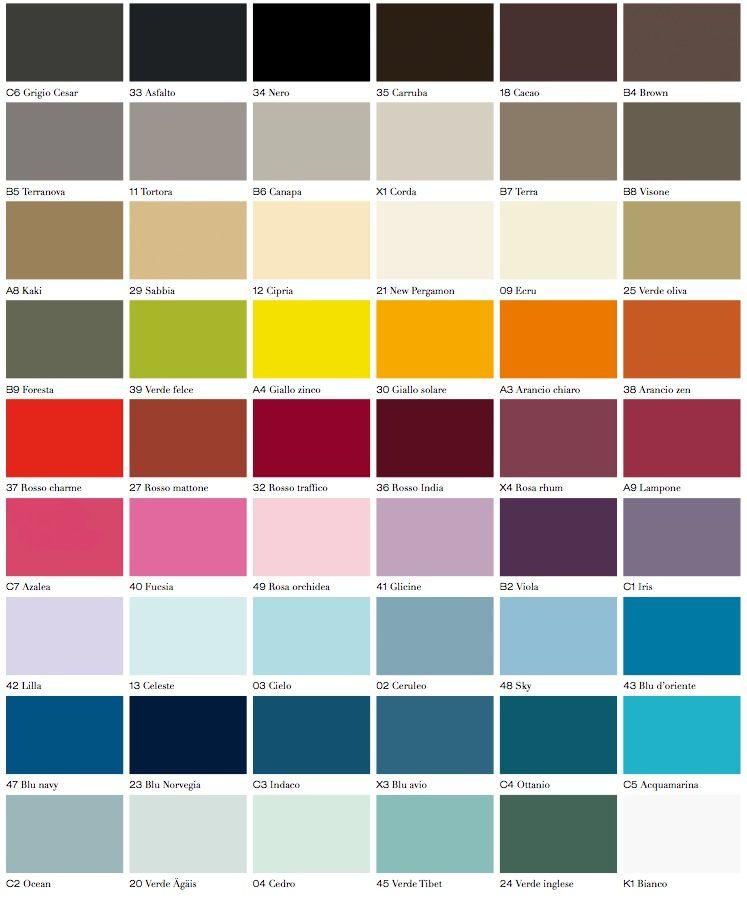 Pin Su Colori Casa