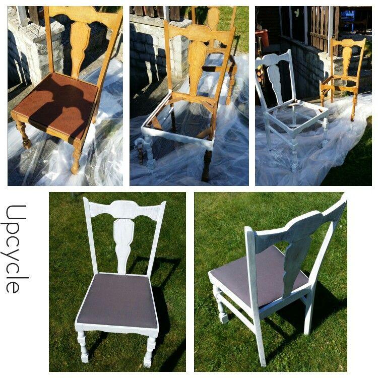 Raumpiraterie.de _ Shabby chic DIY chair upcycling, auch dies machen wir, aus alt mach neu und Shabby chic