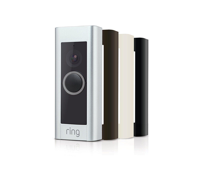 Ring Video Doorbell Pro (Wiring Required) Works with Amazon Alexa - - //amzn.to/2gX7q94  sc 1 st  Pinterest & Ring Video Doorbell Pro (Wiring Required) Works with Amazon Alexa ...