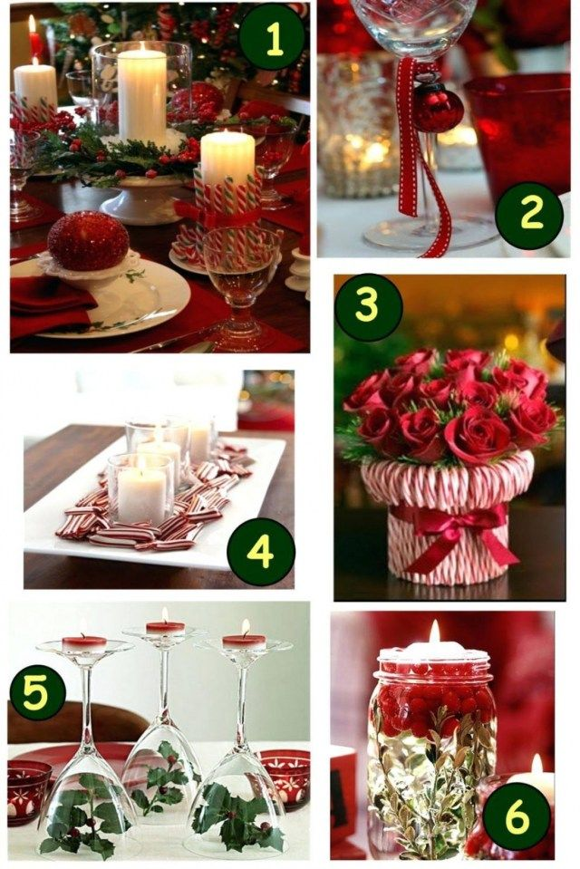 38 Beautiful Christmas Floral Table Decorations Christmas Decorations Dinner Table Christmas Party Table Decorations Christmas Candle Decorations
