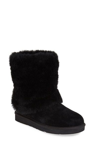 UGG® 'Patten' Water Resistant Silkee™ Suede Shearling Cuff Boot (Women) |  Nordstrom