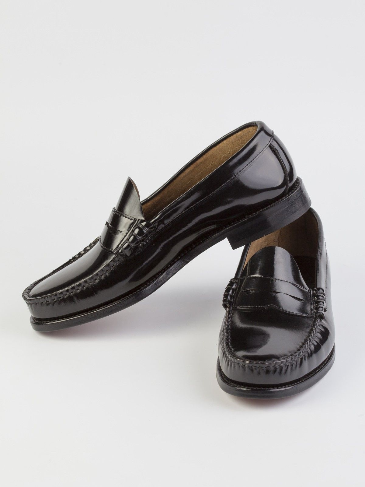 0061de6cd4b Penny Loafer - Not so much a shoe as style icon. Loafers landed on that  cushion sole in the 1930 s