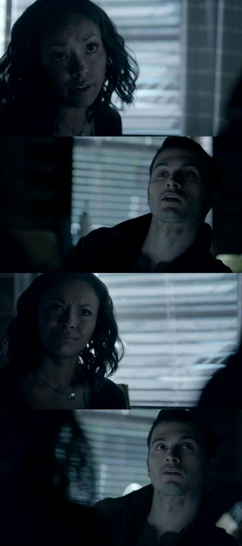 """#TVD 7x19 """"Somebody That I Used To Know"""" - Bonnie and Enzo"""
