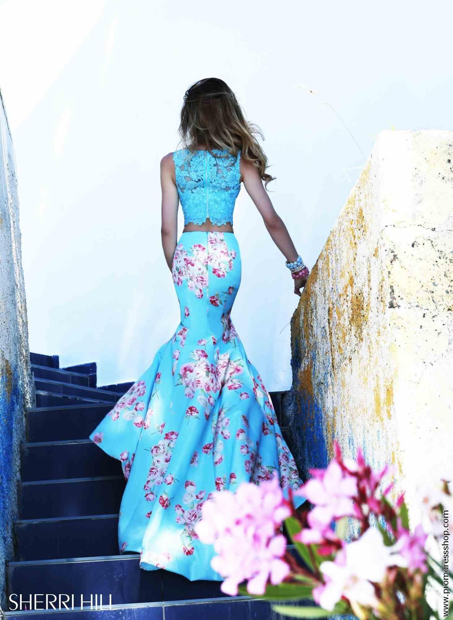 Sherri Hill Designer Dresses | Fitted bodice, Bodice and Prom