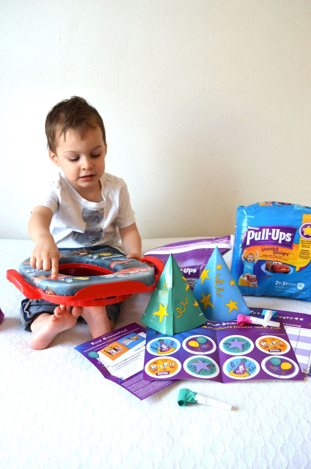 Potty Training & PullUps Prize Pack Giveaway {Sponsored