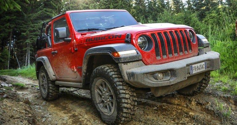 Συλλέκτης βραβείων το νέο Jeep Wrangler in 2020 New jeep