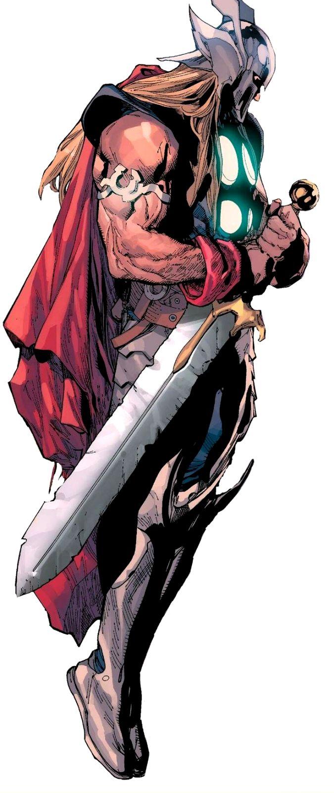 Thor By Leinil Francis Yu Avengers 31 Marvel Comics Art Marvel Comics Comic Art