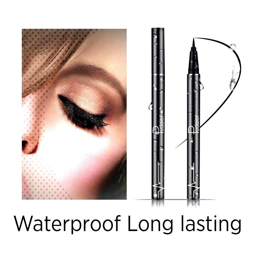Precise Liquid EyelinerWaterproof High Seal Eyeliner Pen Black Black1 ** Want additional info? Clic