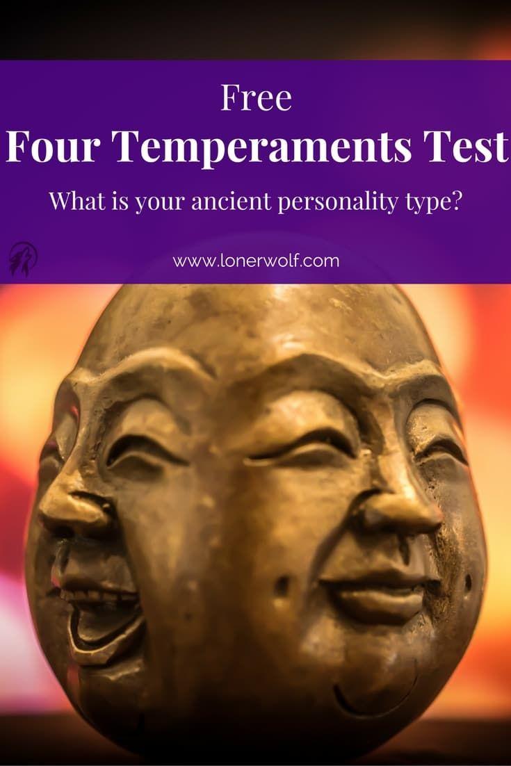 Temperamentstest