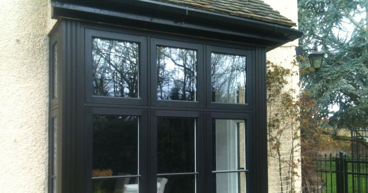 Beautiful Black Upvc Windows And Doors In 2020 Upvc Windows Upvc Black Upvc Windows
