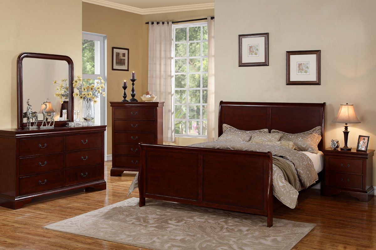 Bedroom Ideas For Cherry Wood Furniture Bedroom Furniture Sets