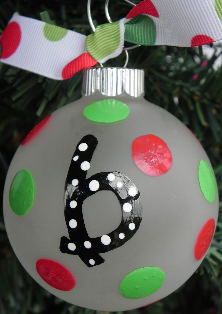 craft ideas using photos painted ornaments painted 3953