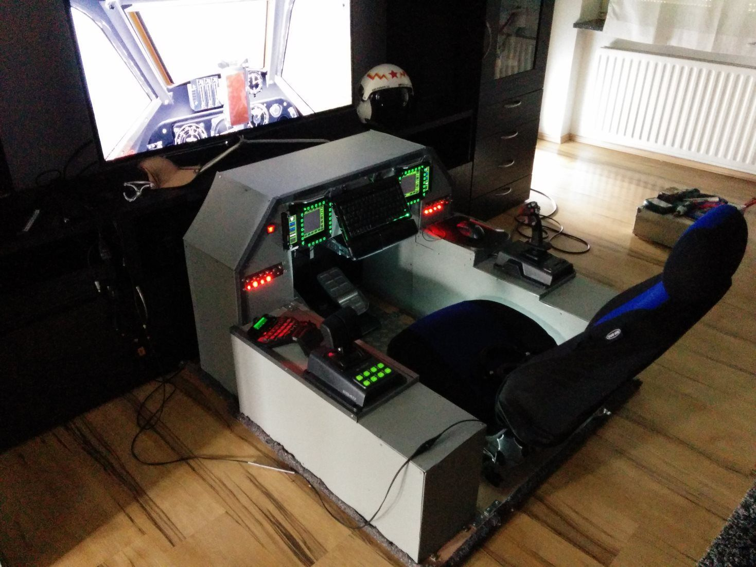 Free Image Hosting Flight simulator, Flight simulator