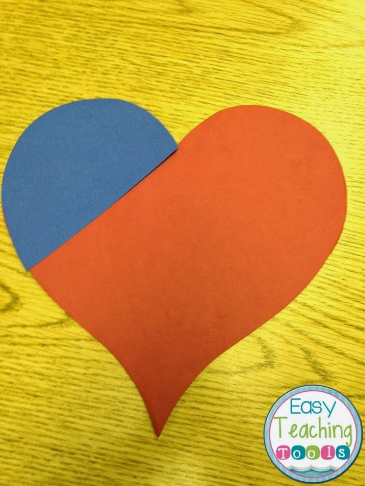 How To Make A Heart Shaped American Flag Crafts Pinterest