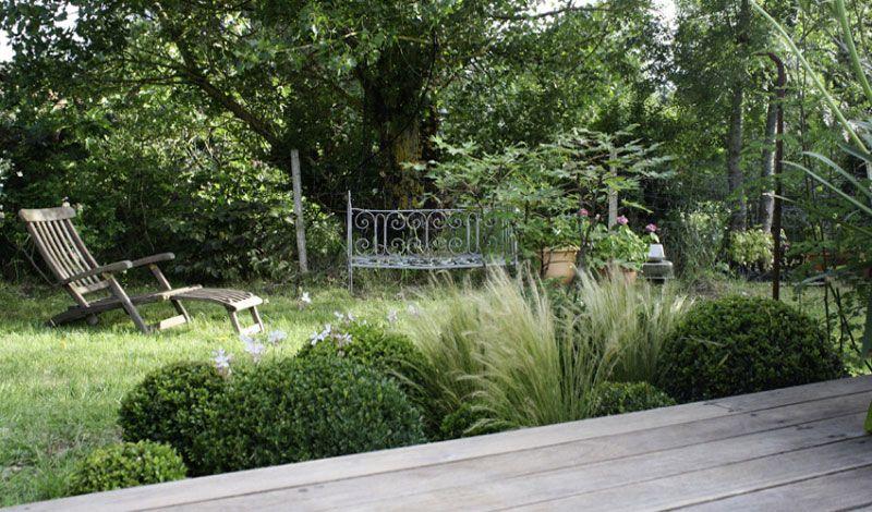 IDfertile Aménagement paysager d\'un jardin naturel | Outdoor ...