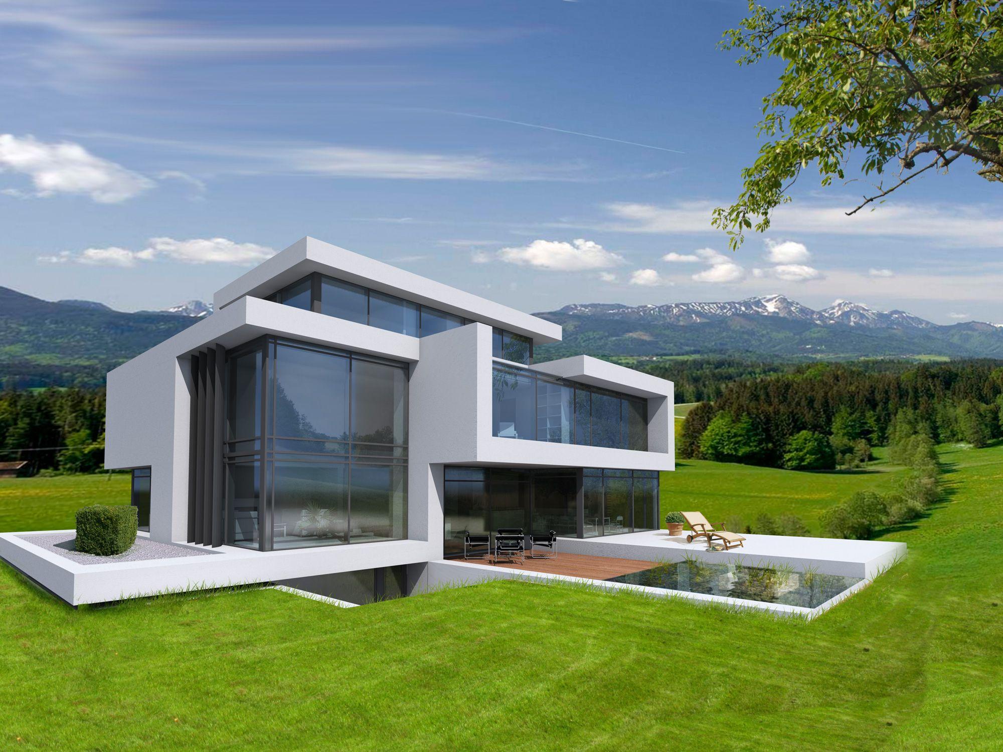 Exklusive waldgrundst cke zwischen berlin und potsdam for Architektenhaus berlin
