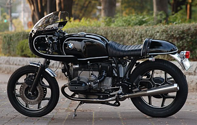 caferacer bikes: bmw r90 r100 | cafe racer | pinterest | bmw cafe