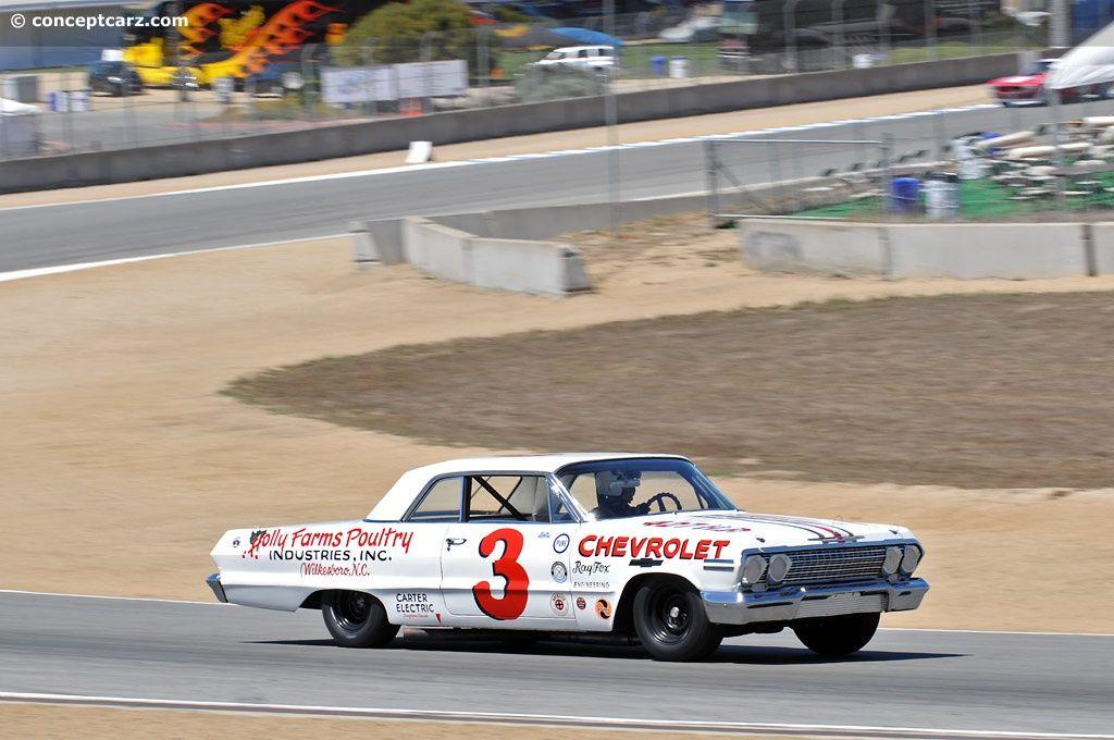 Vintage stock car, Junior Johnson | old nascar | Pinterest | Cars ...