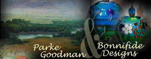 Mordam Art, the Home of Parke Goodman's Studio and Bonnifide Designs Jewelry