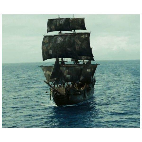 The Black Pearl Png Pirates Of The Caribbean Black Pearl Ship Sailing