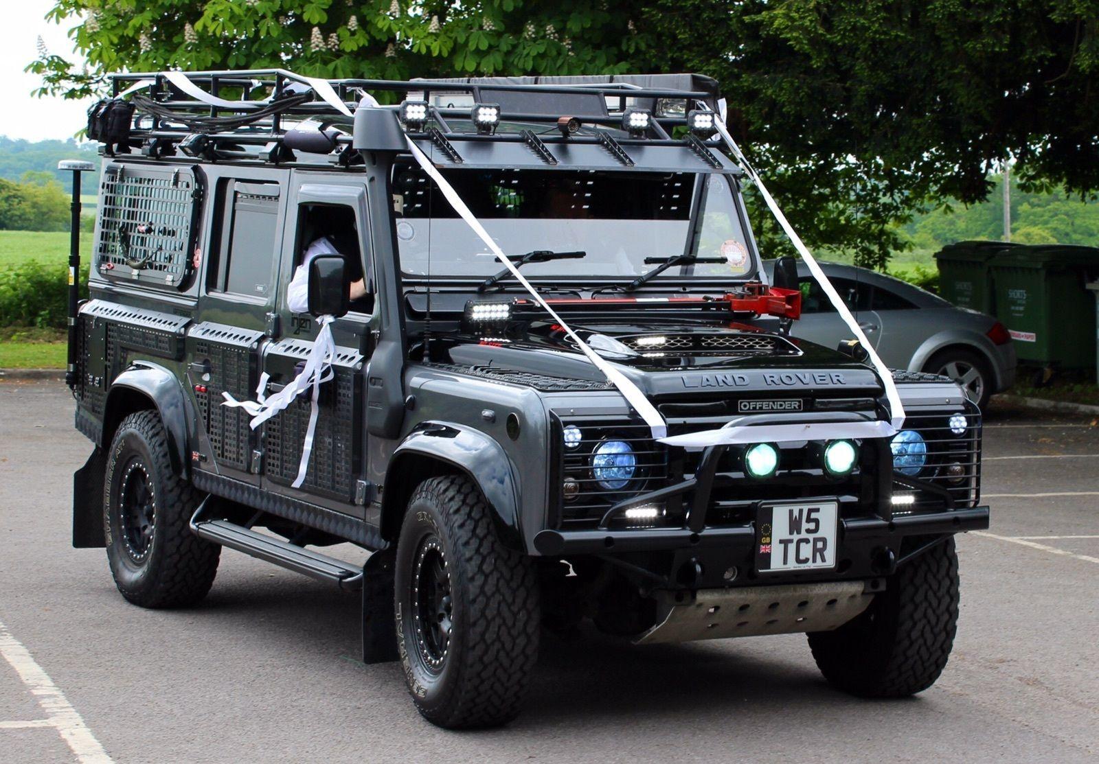 details about land rover defender 110 td5 custom built. Black Bedroom Furniture Sets. Home Design Ideas