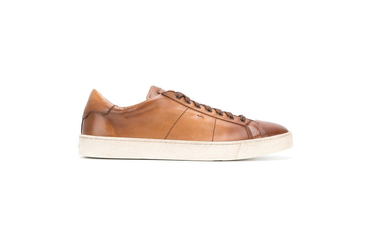 29fc8fd7f4 Santoni Runner Gloria Low sneakers