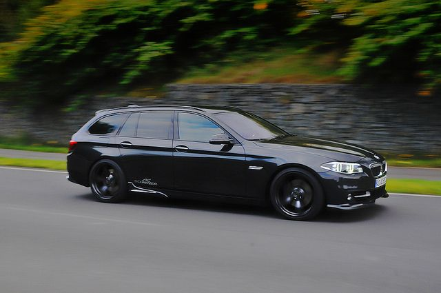 5 Series Touring Lci By Ac Schnitzer F11 Bmw Bmw 5 Series Touring