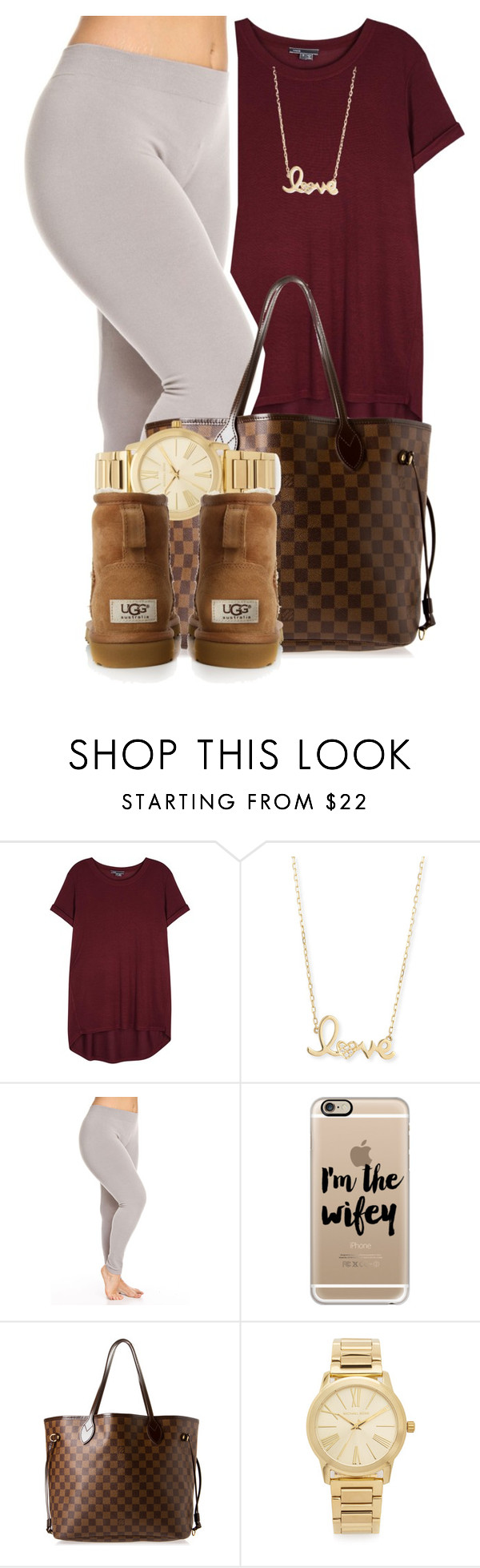 I got the juice we come through with that flavor by mindlesspolyvore on Polyvore featuring Vince, UGG Australia, Louis Vuitton, Michael Kors, Sydney Evan and Casetify