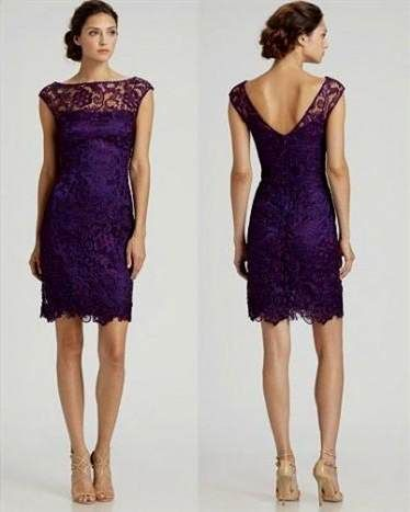 Awesome Plum Lace Bridesmaid Dresses 2018 2019