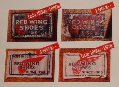 Nostalgia On Wheels Dating Vintage Red Wing Boots Vintage Red Wing Boots Red Wing Boots Red Wing Shoes