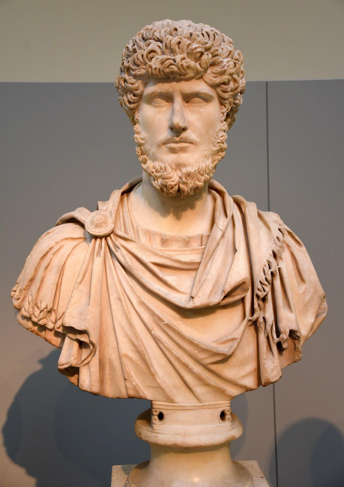 Lucio Vero Roma Antigua Estatuas Roma